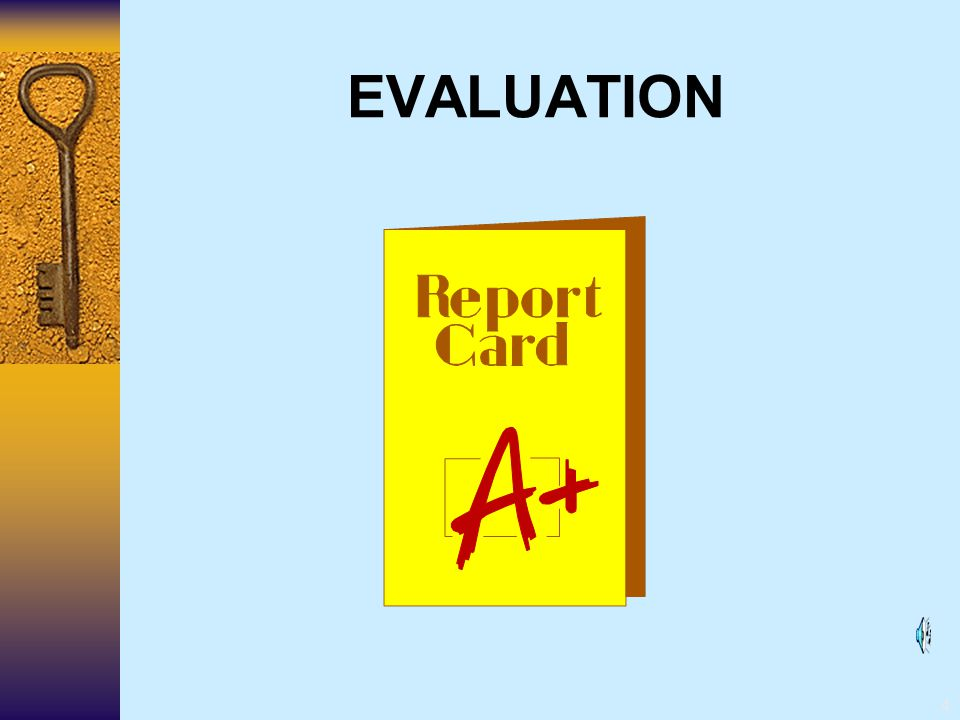 Evaluation and Ethics