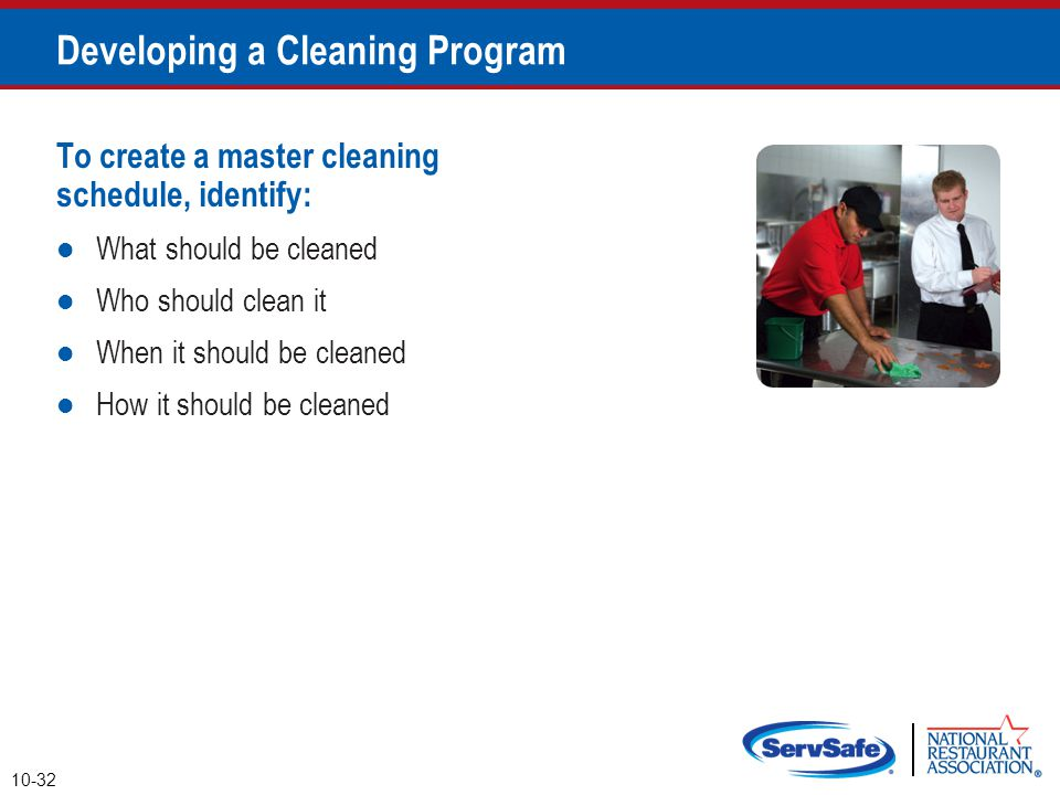 Cleaning and Sanitizing - ppt video online download