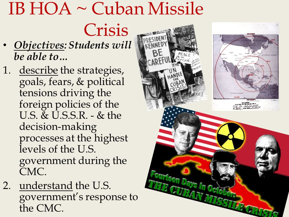 history notes on cuban missile crisis Apush dickie nolen holt akioyame orellana spring break hw 3/23/2018 1 comment chapter 28 video notes due tuesday 4/3 the_cuban_missile_crisisdocx: file.
