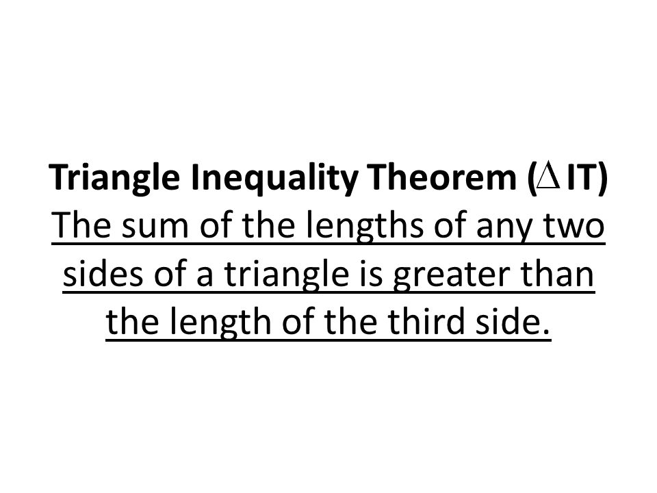How to Calculate Triangle & Quadrilateral Side Lengths