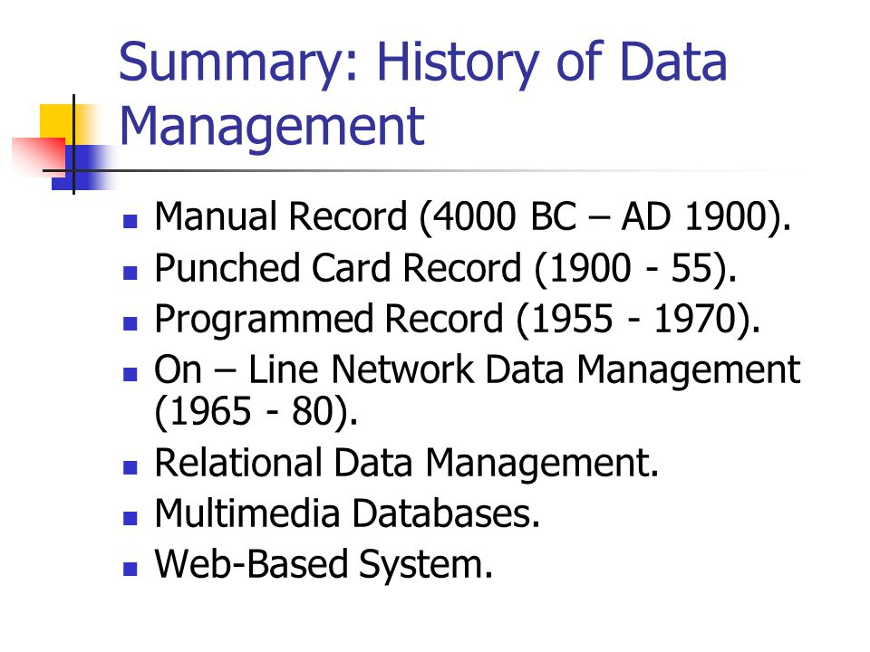 Database Management Systems Dbms Ppt Video Online Download