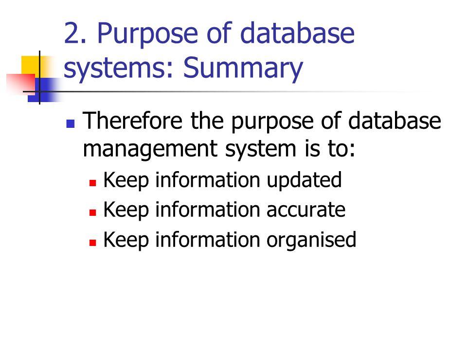 purpose of management information system pdf