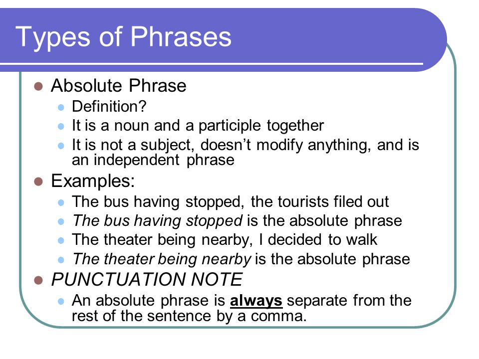 Phrases Clauses Ppt Video Online Download