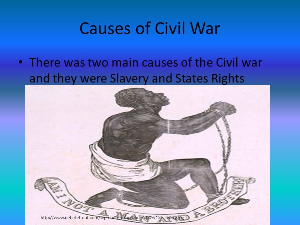 an analysis of the main causes of the civil war The causes of civil war there is now a large body of empirical studies  overview  of the main theoretical approaches and comments on the testable hypotheses   analysis of civil war onset, where only starts of wars in a particular period are .
