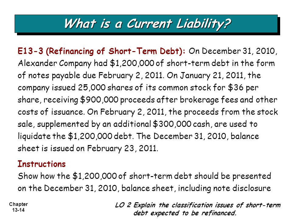CURRENT LIABILITIES AND CONTINGENCIES - ppt video online download