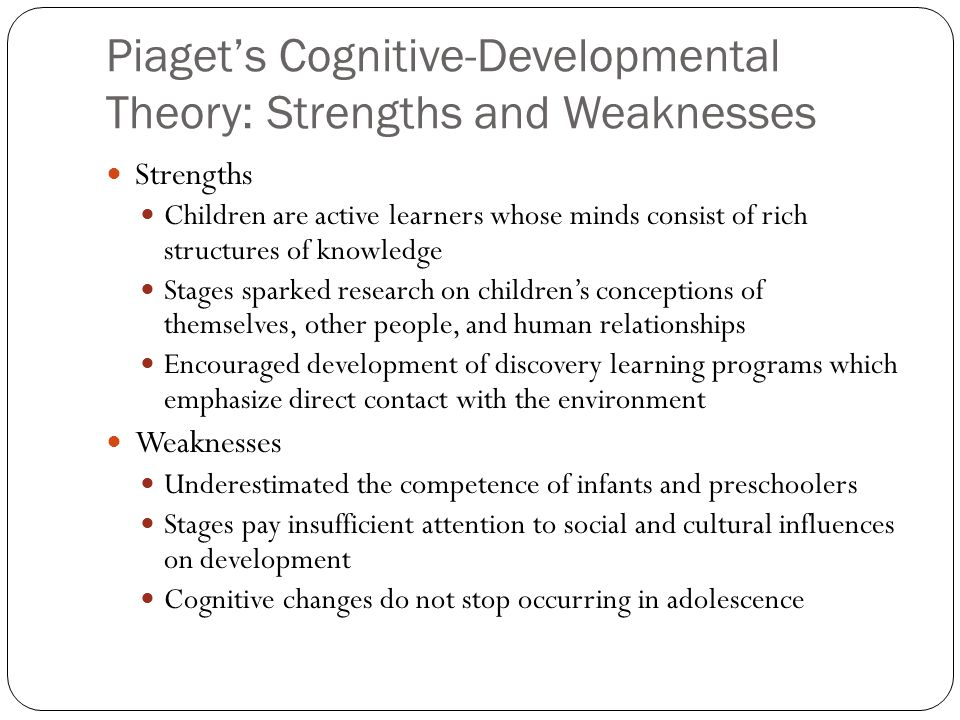 kohlbergs theory of human development strengths and weaknesses The strengths and weaknesses of systems theory are summarised below: strengths incorporates the role of the environment  with this background, the discussion then turns to how humans interact to produce human development and how different sub systems within a human can develop at different rates leading to a chaotic state.