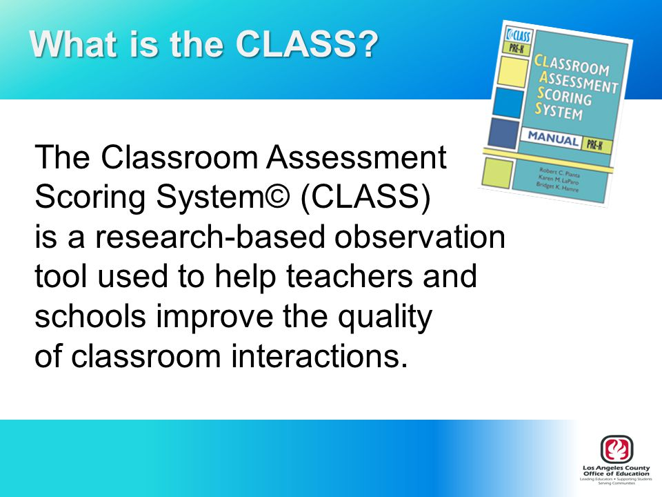 high quality classroom assesment Assessment toolkit - general principles of assessment assessment involves making our expectations explicit and public setting appropriate criteria and high expectations for learning quality.