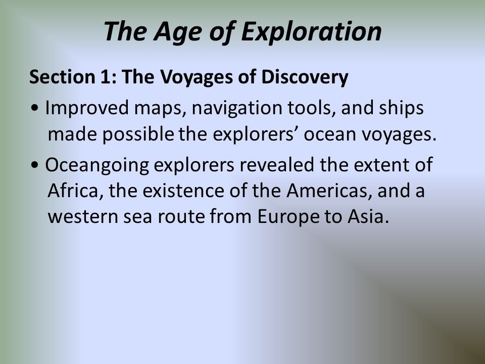 the extent of the impact of european explorers European explorers discovered a lot of the world like australia,  in addition to feeling the impact of trade agreements and trade organizations per se,.