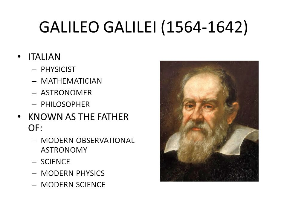 a biography of galileo galilei a brilliant mathematician and musician Galileo galilei (1564-1642) was the  but this is not the biography of a mathematician  (or less) a mathematician than he was a musician, artist, writer,.