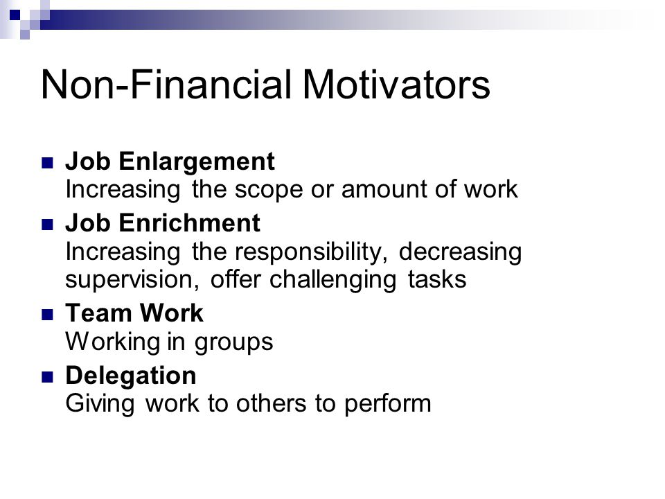 comparing finance motivation with non finance motivation We want to compare the frequency of cases found in one variable in two or more unrelated samples or categories  effectiveness of non-financial motivation programs .
