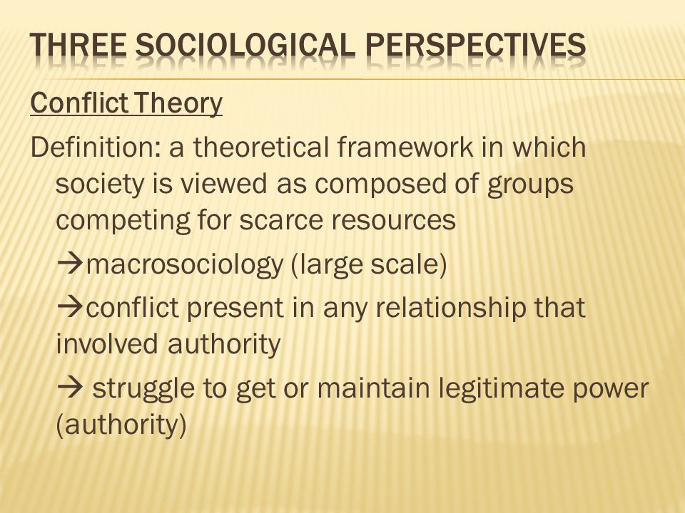 an analysis of the three sociological perspectives Check out our top free essays on sociological perspective on drug abuse to help  saved papers  free essays on sociological perspective on drug abuse  search sociological analysis of.