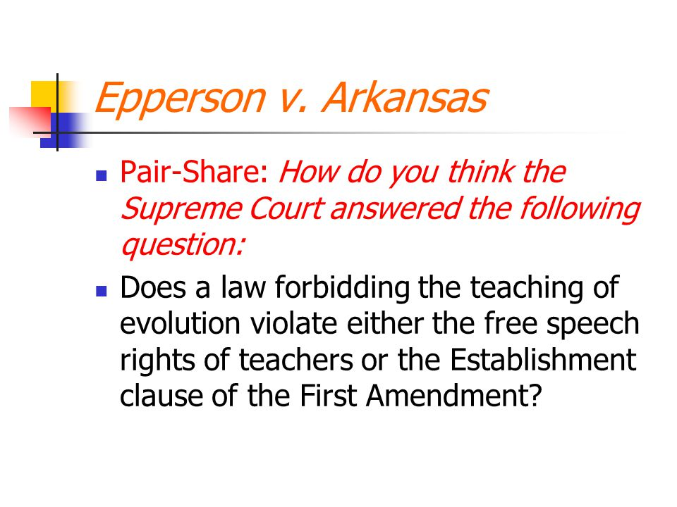 the evolution of the first amendment The first amendment represents a gigantic step forward in church-state relationships nevertheless, within its freedoms and protections grow the roots of the conflict now burgeoning between science and science education on the one hand and fundamentalist religion on the other.