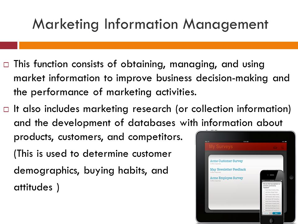 marketing management marketplace quarter 3 decision Chapter3 marketing research: anaid to  54 chapter 3 marketing research: anaidto decision  and every element involved in the marketing management process can be .