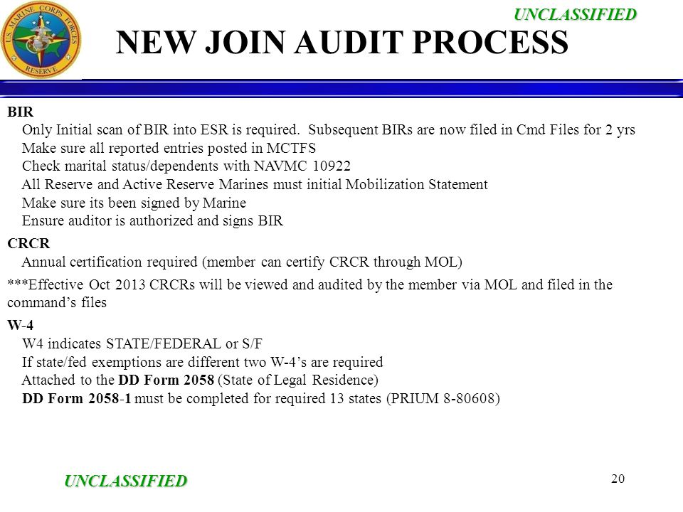 NEW JOIN/ INITIAL JOIN AUDIT PROCESS - ppt video online download