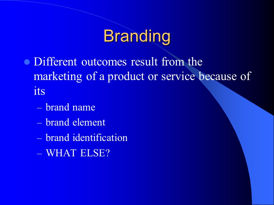 product and services marketing are fundamentally different B2b positioning is fundamentally different from b2c  your service, your offering, you've figured out what to say already  product marketing has already done.