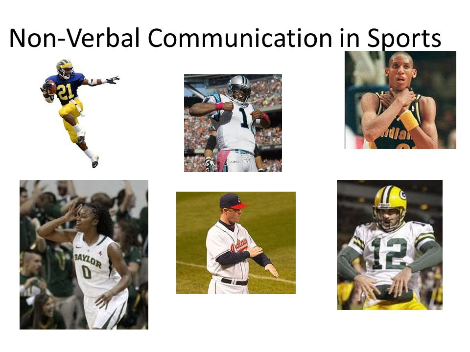 Non-Verbal Communication in Sports