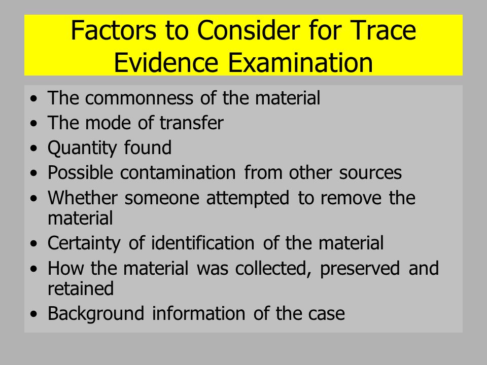trace quantity meaning