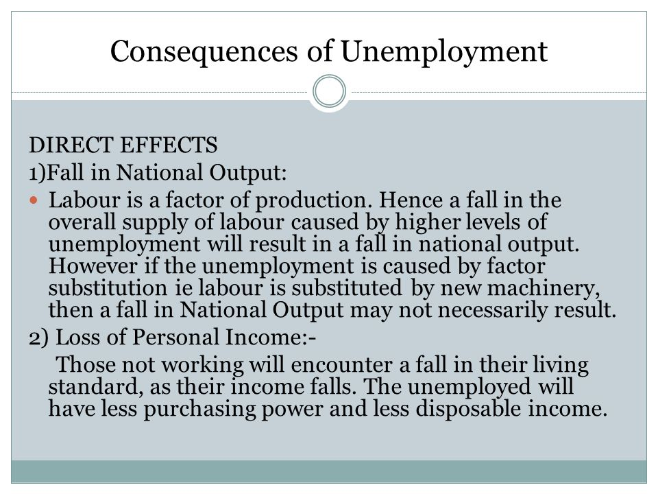 the causes and consequences of unemployment 2 essay Is this the perfect essay for you save time and order causes and effects of unemployment essay editing for only $139 per page top.