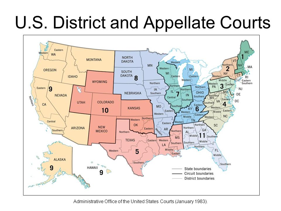 The judicial branch ppt video online download - Us courts administrative office ...