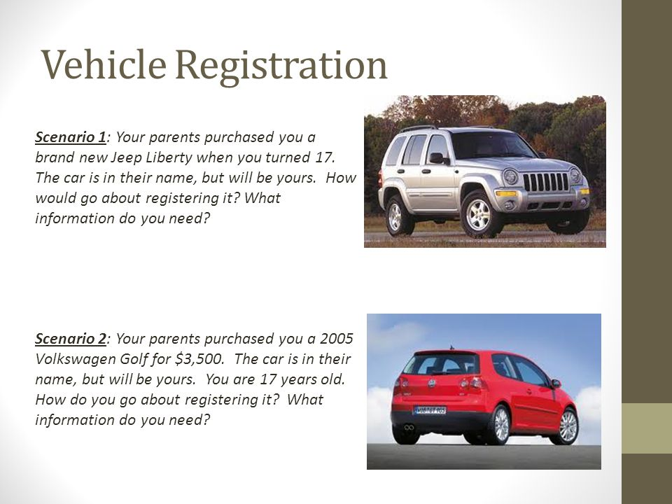 Sarasota County New Car Registration