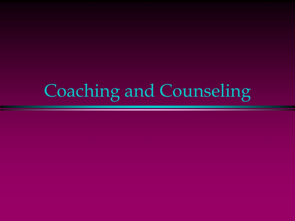 counselling ppt Counseling children and youth in times of crisis: tips to achieve success and avoid pitfalls by lauren girard adams, esq and maisley paxton, phd.