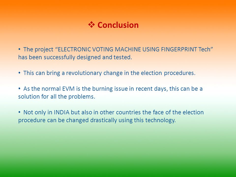 advantages and disadvantages of evm Background of evm with a view to overcome certain problems associated with  use of ballot papers and taking advantage of development of.