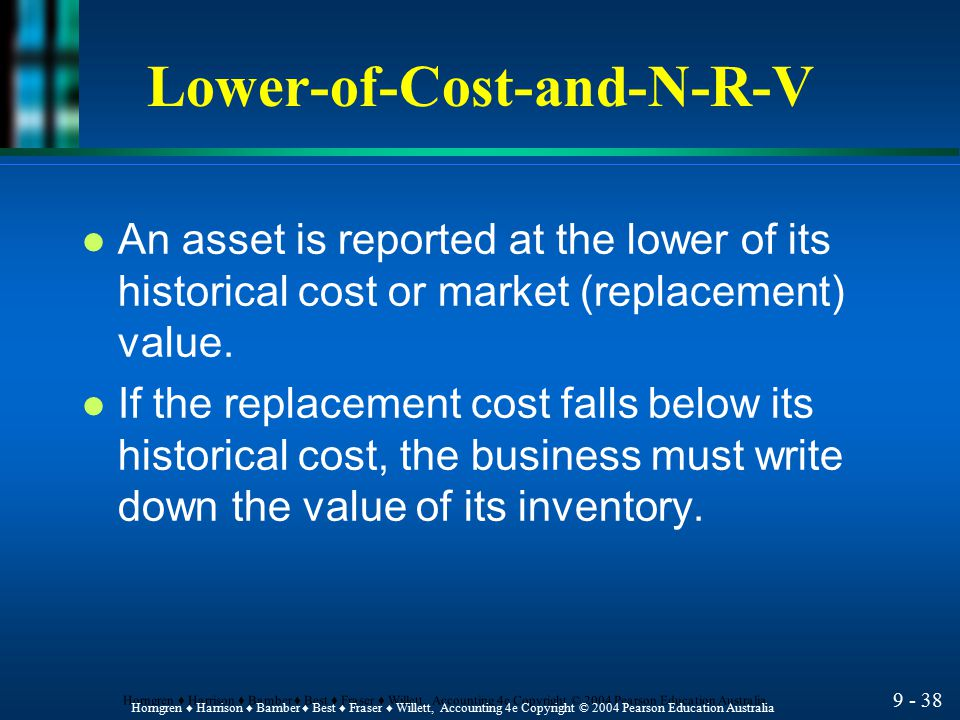 Lower-of-Cost-and-N-R-V