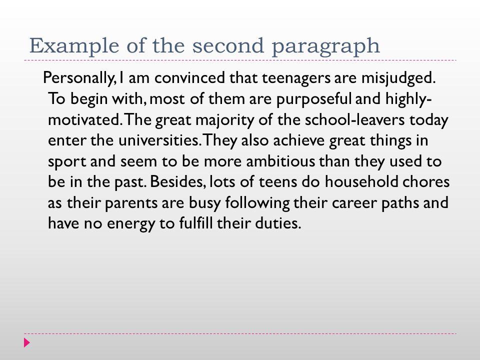i am ambitious essay