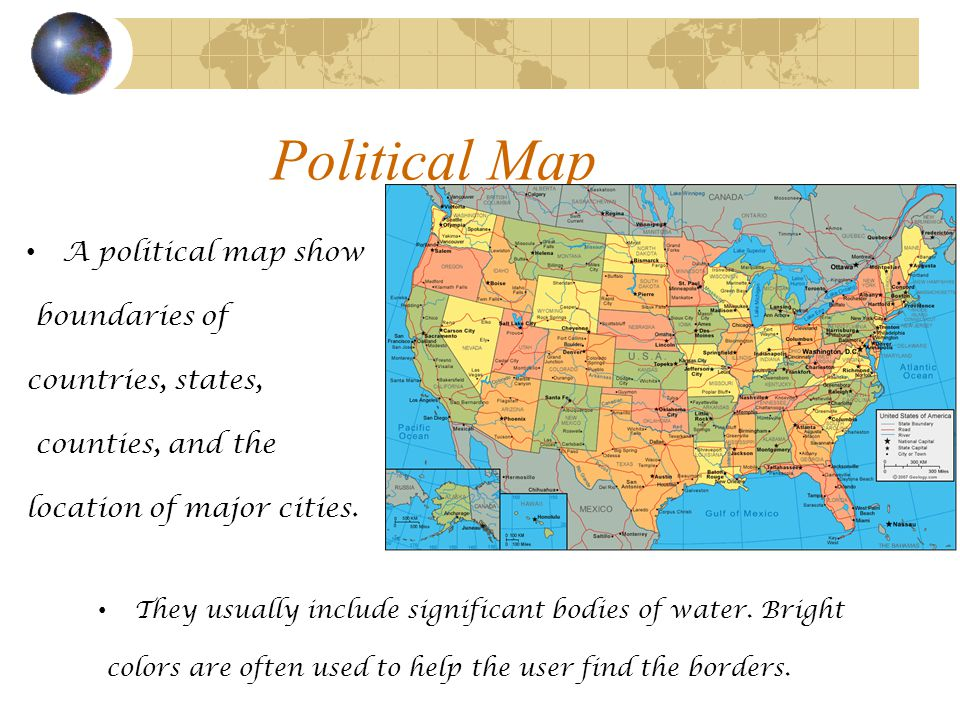 Map Skills Rd Grade Geography Ppt Video Online Download - Us map skills grade 5