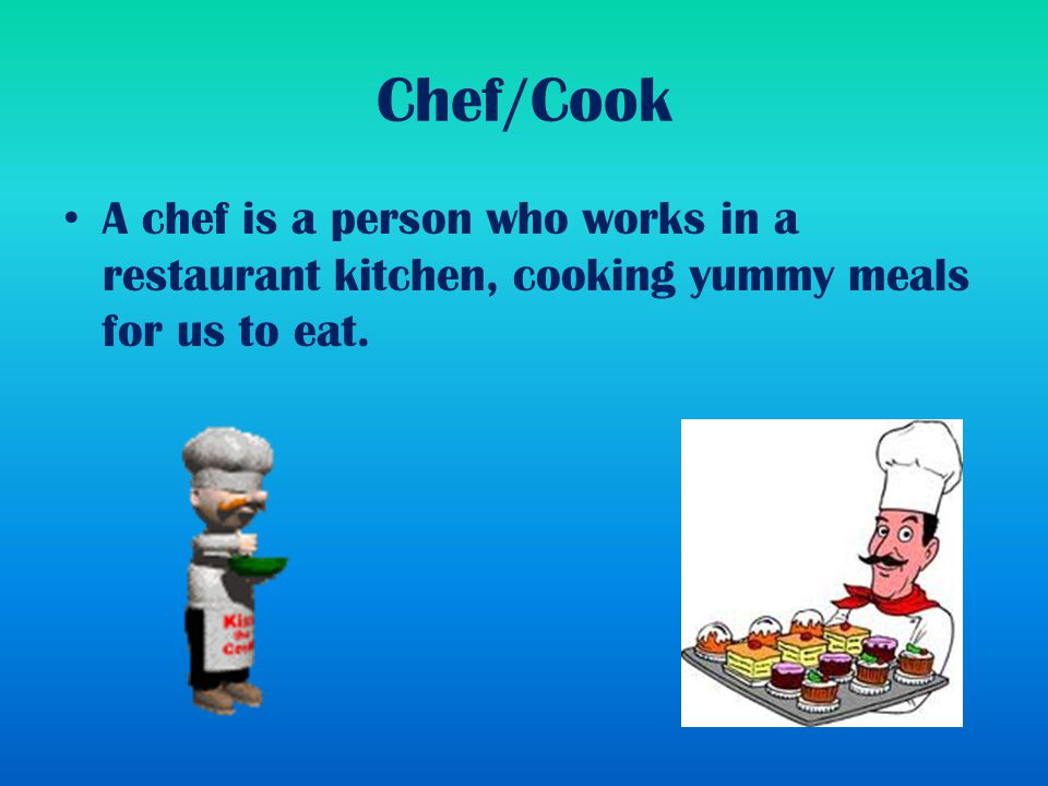 A community and its helpers ppt video online download for Something delicious to eat for dinner