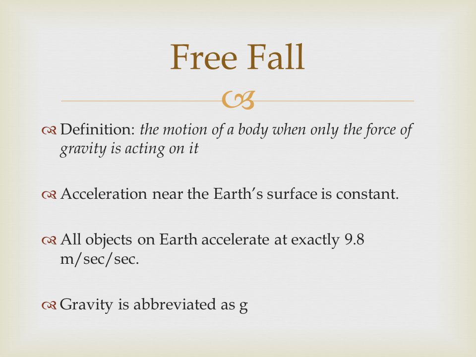 fall definition of fall by the free dictionary newton s