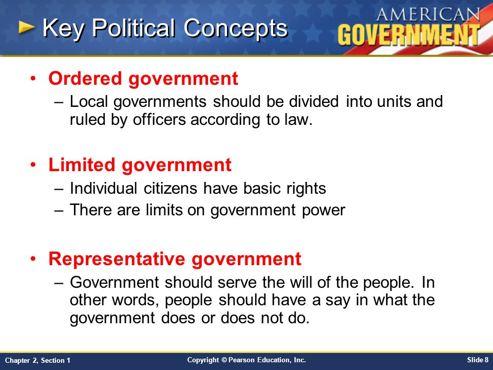Key Political Concepts
