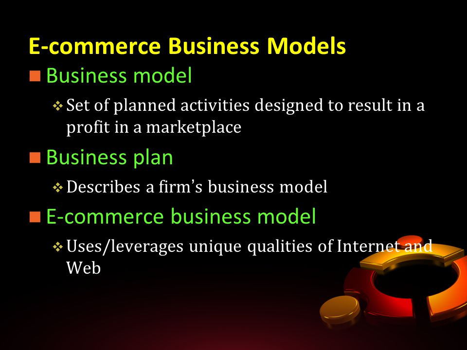 ECommerce Business Plans - PowerPoint PPT Presentation