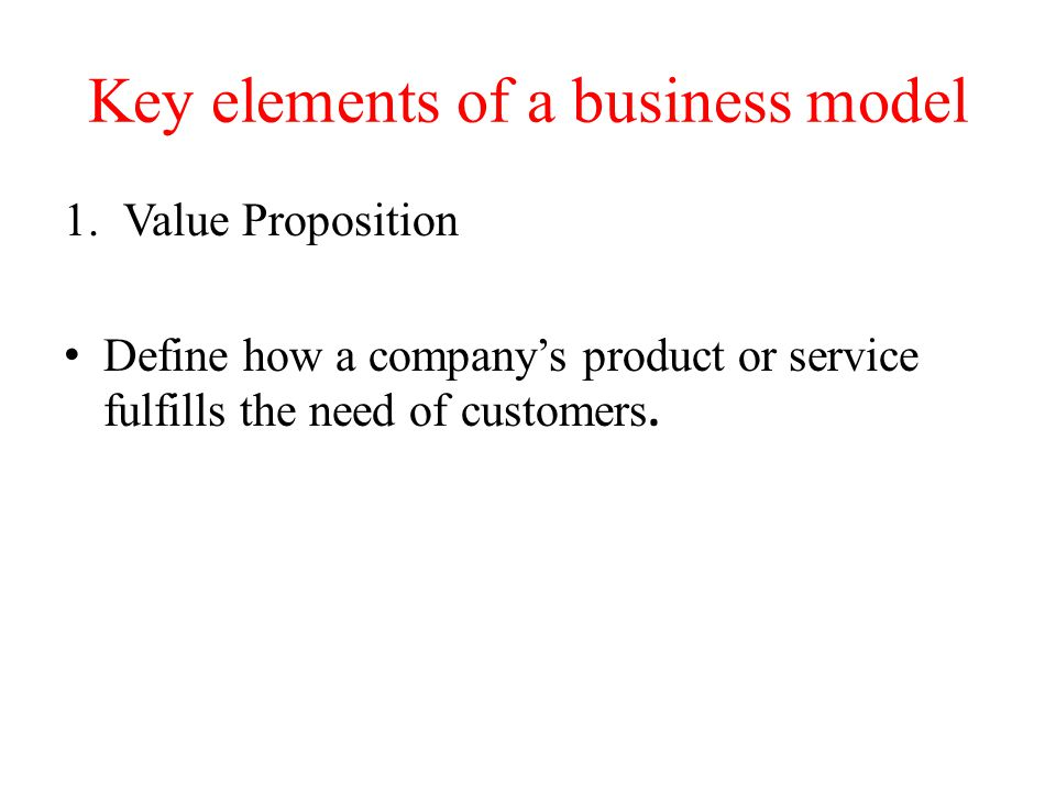 """the real value of ebusiness models Small- or medium-sized enterprises that adopt an e-business model must often   (r amit and c zott, """"value creation in e-business"""", strategic management   site with more complete information a database and real-time pricing system."""