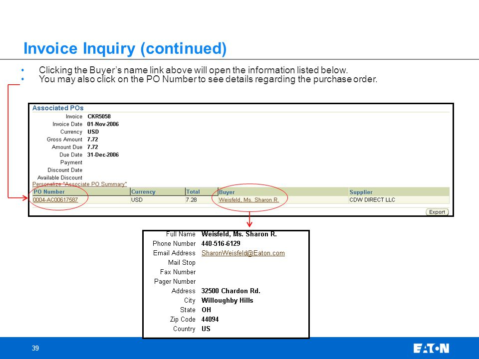 Supplier Invoicing North America  Ppt Video Online Download