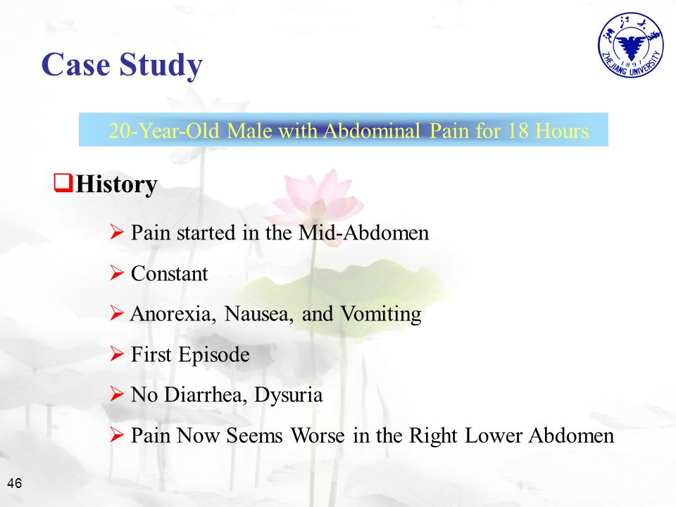 anorexia case study Anorexia case study - entrust your essays to the most talented writers get to know main recommendations how to receive a plagiarism free themed research paper from a expert provider cooperate with our writers to receive.