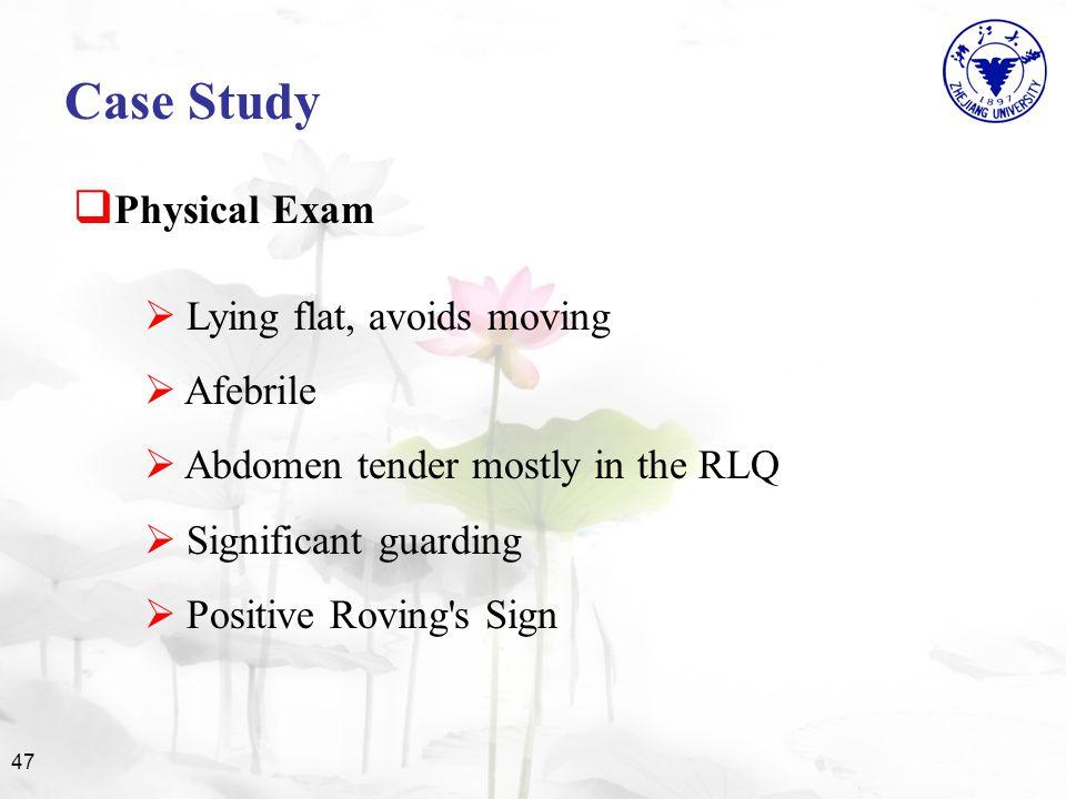 appendicitis mistake study ppt