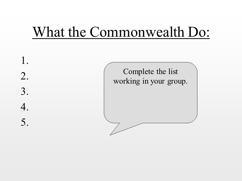 disadvantages of commonwealth games What are the advantages/ disadvantages of the uk being in the commonwealth what are the advantages and disadvantages of commonwealth games in india what are the advantages and disadvantages of the puerto rico commonwealth.