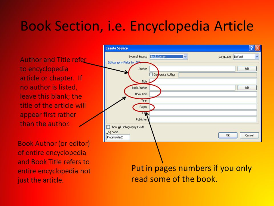 APA Referencing Style Using Insert Citation In MS Word Ppt Video Online Download