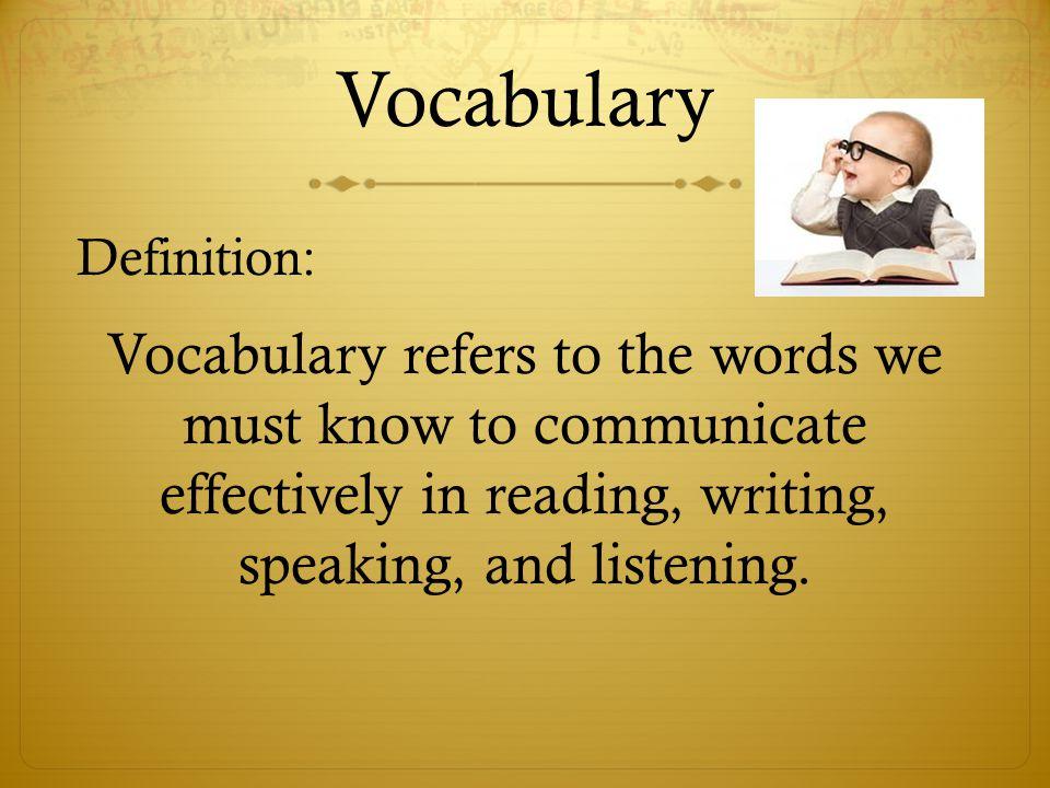 Speaking and listening essay