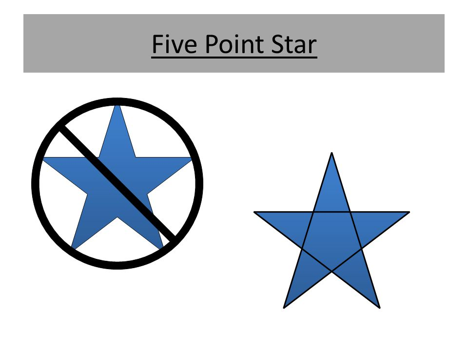 Five Point Star