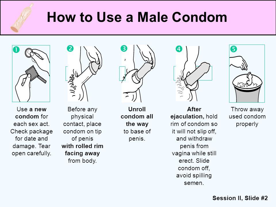 HIV 101: Condom Demonstration - YouTube