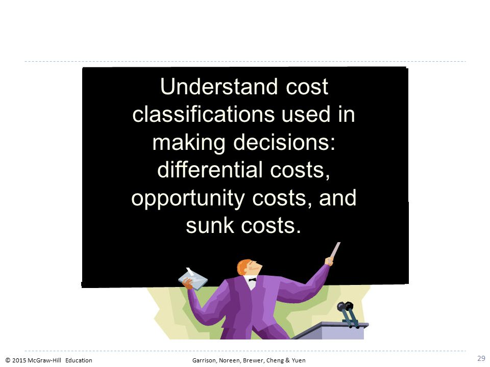 identify three relevant and three non relevant costs in this decision How to: qualitative measures for qualitative measures for make-or-buy decisions what is the most important factor influencing decision making [cost.