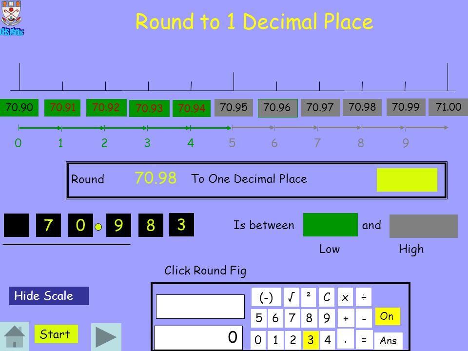 5 decimal places