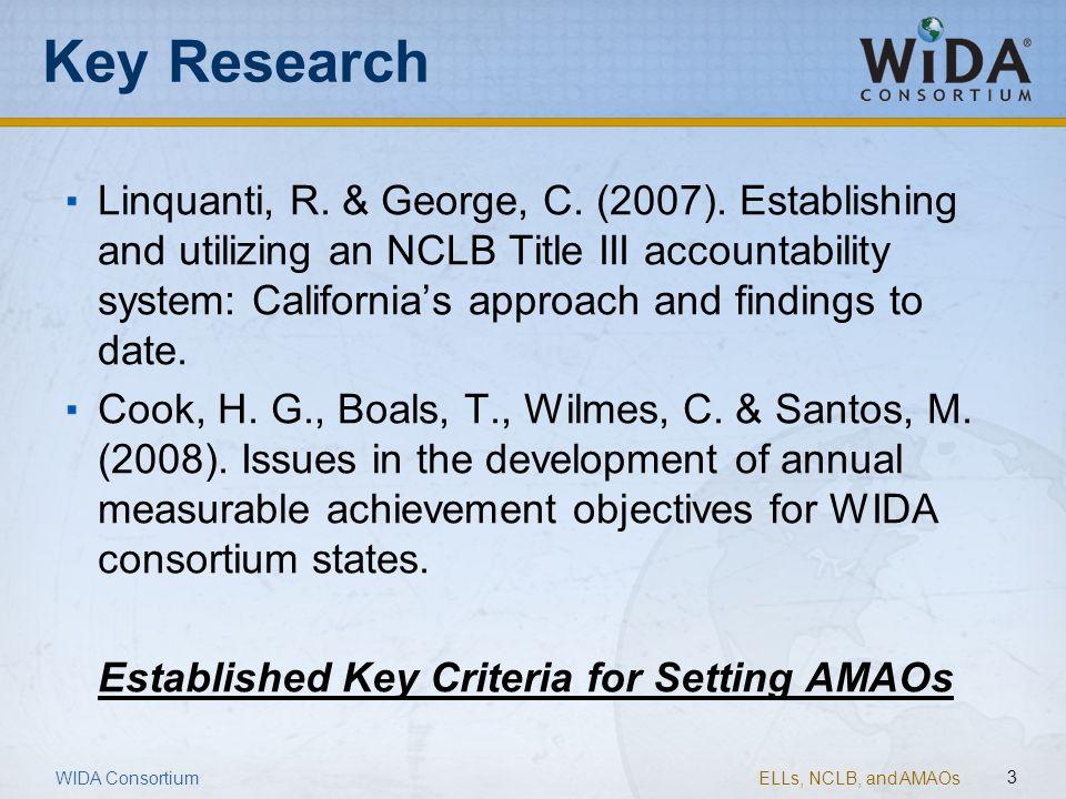 Key Research