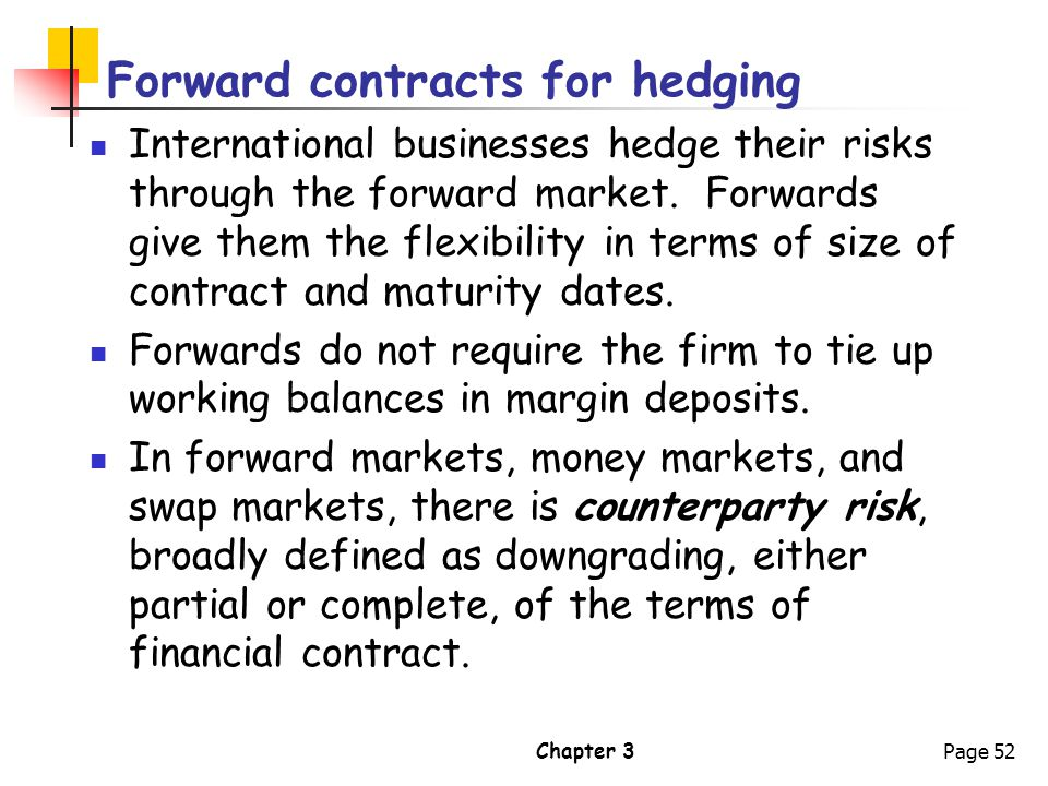 difference between forward and future contract pdf