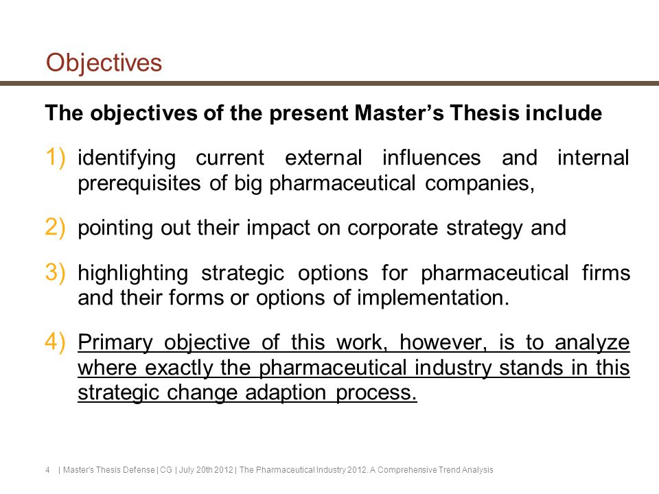 master thesis aims objectives Dissertation styles dissertations need to demonstrate knowledge and understanding beyond undergraduate level and should also reach a level of scope and depth beyond that taught in class all dissertations must be presented in an appropriate academic style and format to ensure that the precise aims of the dissertation.