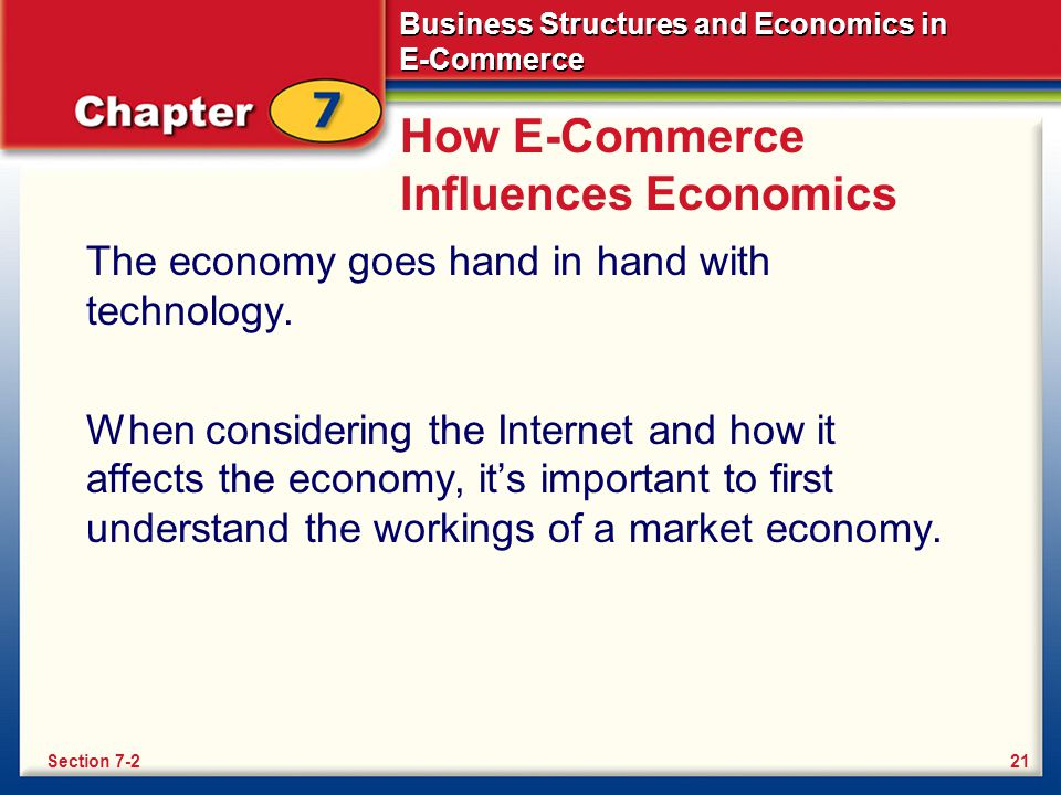 How online shopping affects the economy