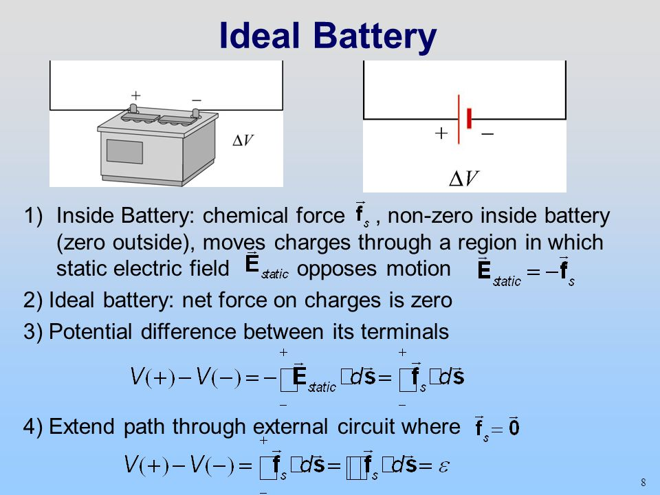 Ideal Battery