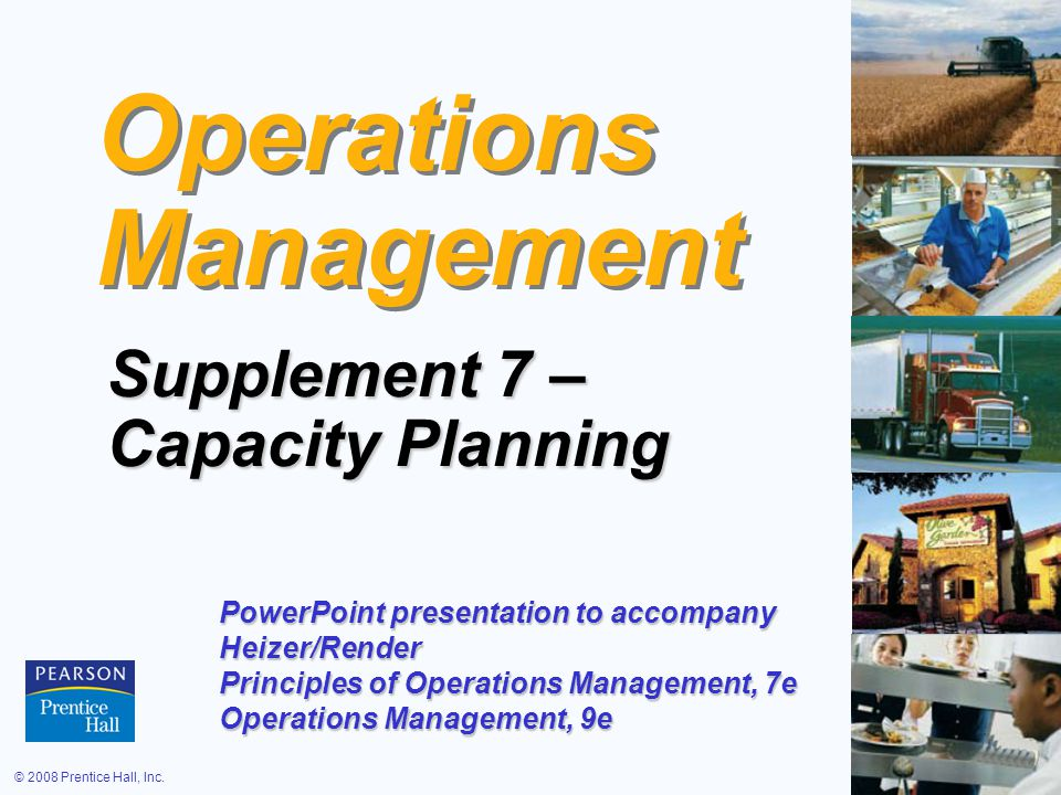 principles of operations management chapter 1 2 3